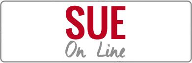 SUE on line