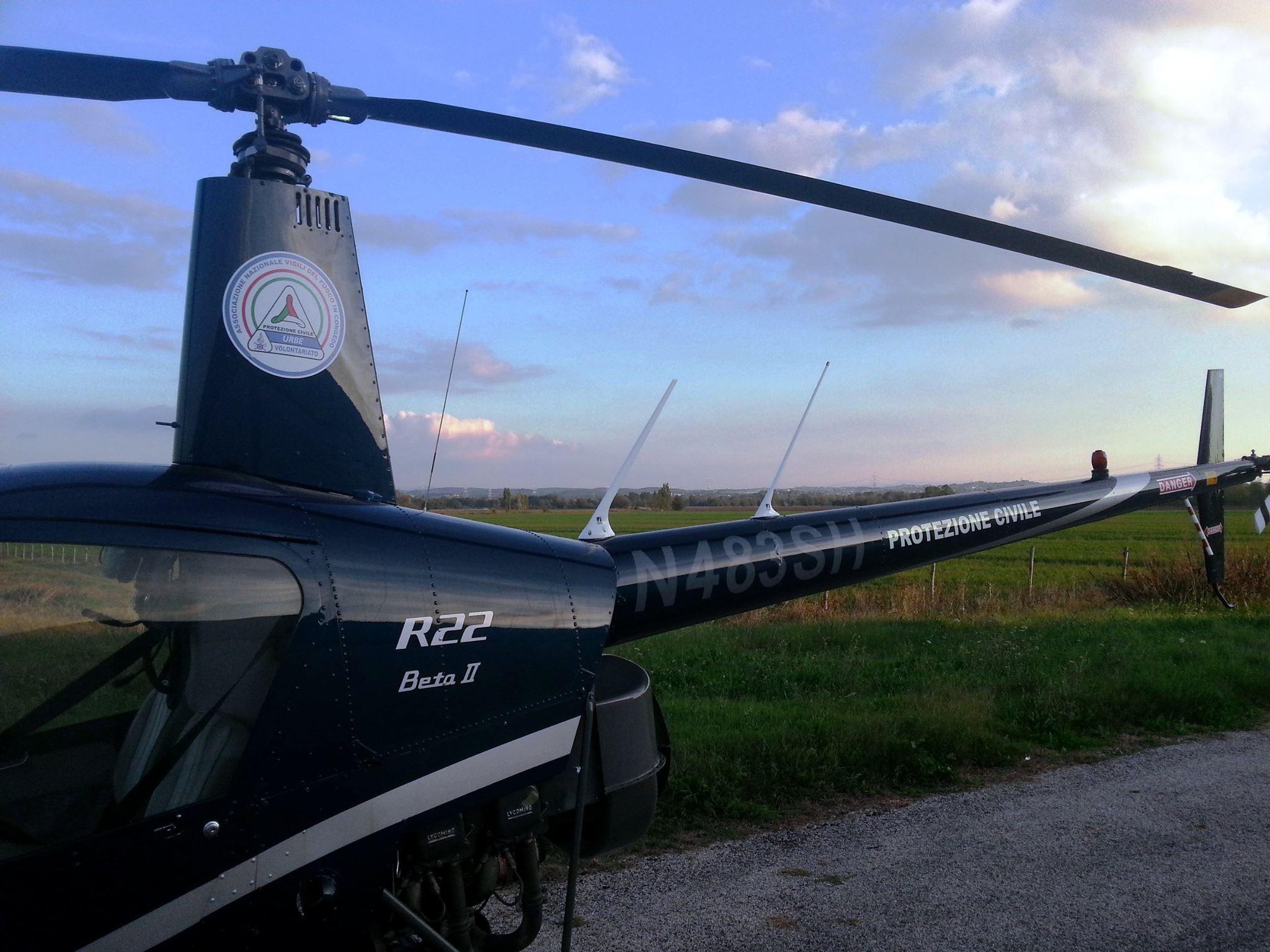 elicottero urbe